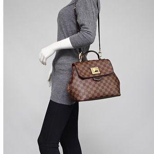 Airy. Louis Vuitton Bergamo Coming Soon